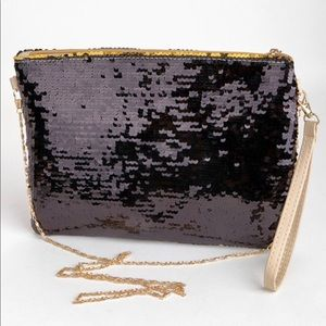Handbags - 👻 MUST HAVE FALL PURSE! Stunning Sequined Purse